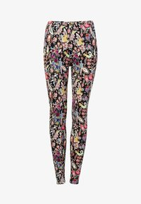 Desigual - DESIGNED BY CHRISTIAN LACROIX - Leggings - black - 4