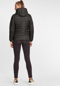Oxmo - Winter jacket - black - 2
