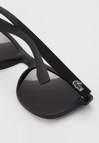 Lacoste - Sunglasses - matte black - 4