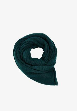 Écharpe - dark teal green