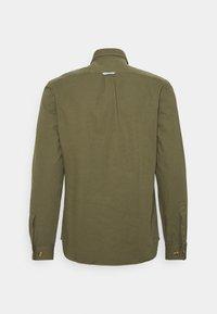 forét - GONE SHIRT - Shirt - slate - 1