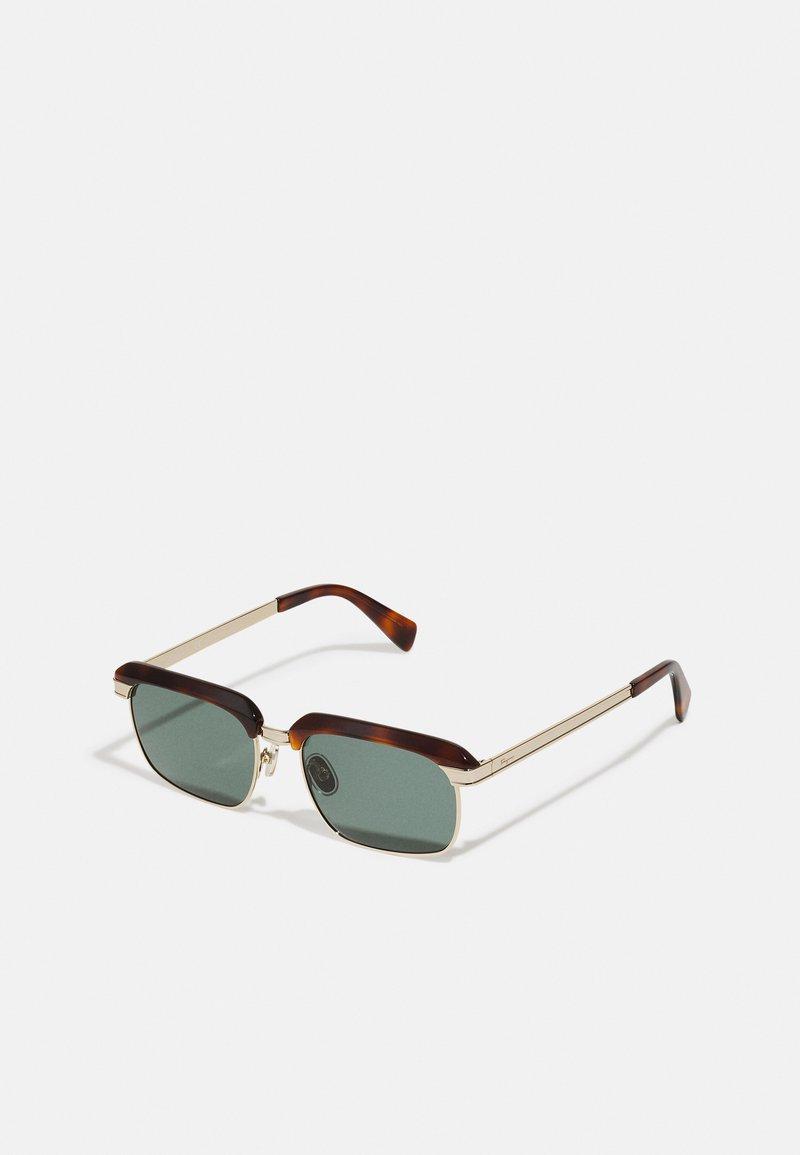 Salvatore Ferragamo - UNISEX - Sunglasses - tortoise/gold-coloured