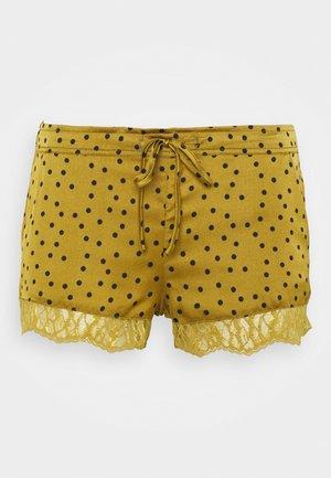 EDRIK - Pyjama bottoms - bronze