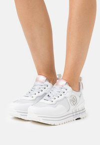 Liu Jo Jeans - MAXI  - Baskets basses - white - 0