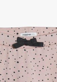 Noppies - PANTS COMFORT BOBBY - Kalhoty - pink - 4