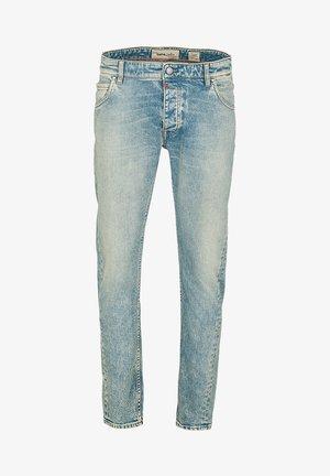 Slim fit jeans - vintage light blue