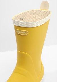 Viking - SEILAS - Bottes en caoutchouc - yellow - 5