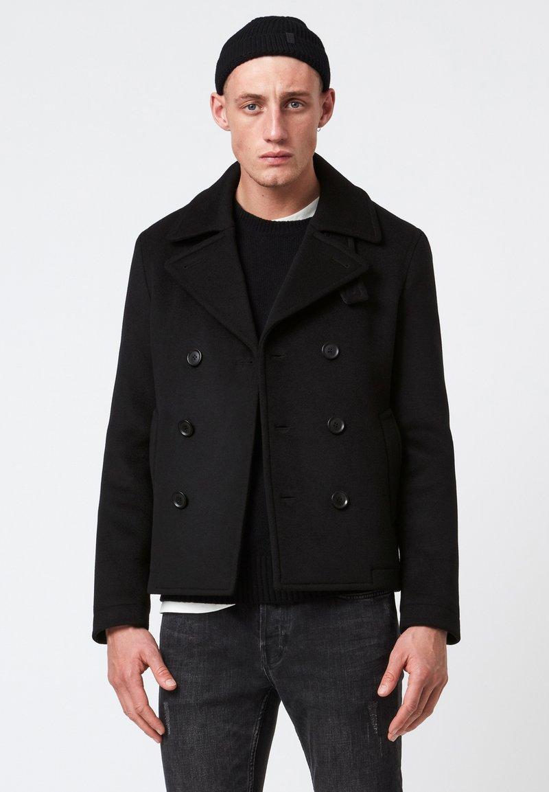 AllSaints - JUNCAL PEA - Classic coat - black