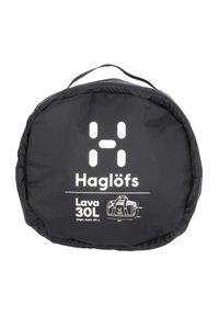 Haglöfs - LAVA 30  - Holdall - true black - 3