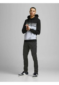 Jack & Jones - Cargobyxor - black - 1
