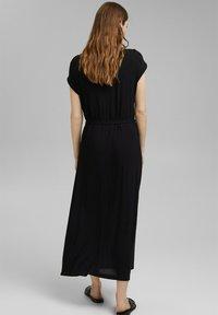 Esprit Collection - Maxi dress - black - 2