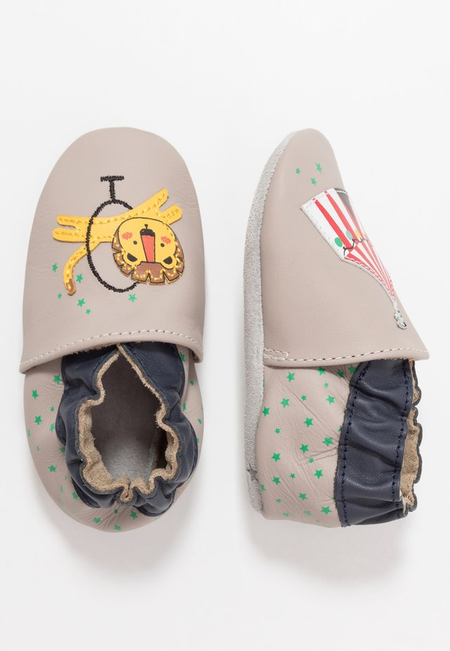 LION CIRCUS - Babyschoenen - gris/taupe