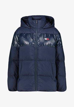 Down jacket - marine