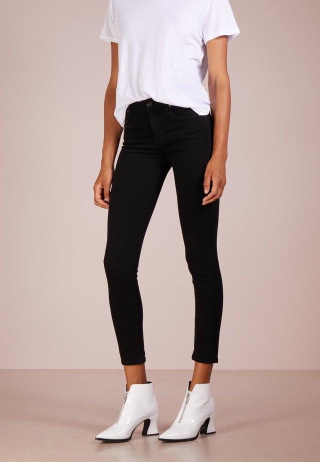 Jeans slim fit - all black