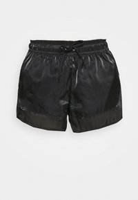 Nike Sportswear - AIR SHEEN - Shorts - black/white - 3