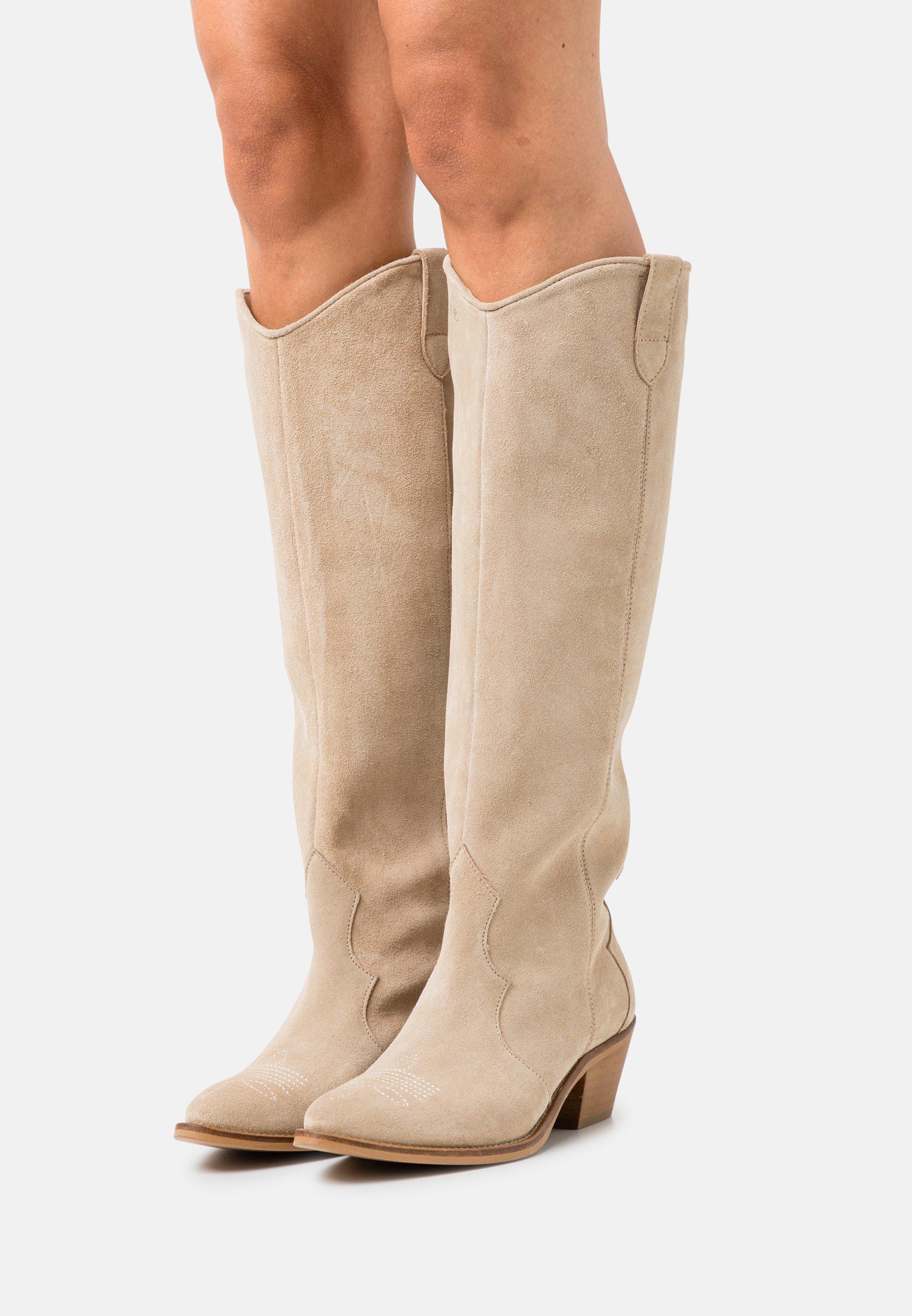 Femme YASLATTE HIGH BOOTS - Santiags