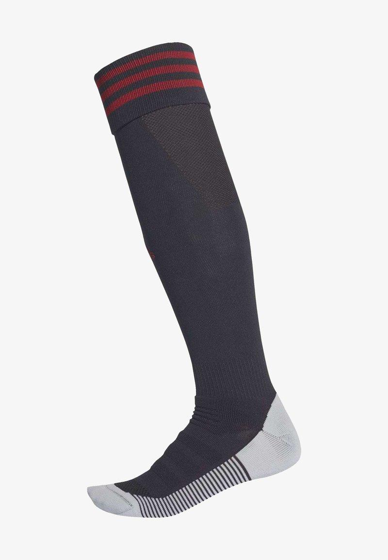adidas Performance - ADISOCKS KNEE SOCKS - Knee high socks - black