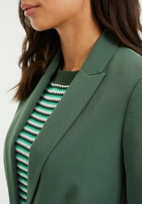 WE Fashion - Blazer - moss green - 3