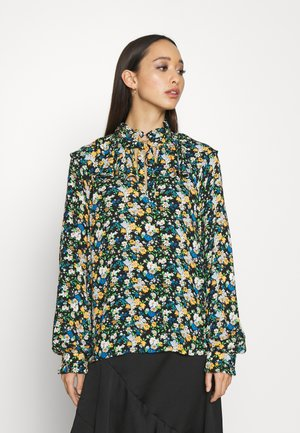 ALICE - Blouse - blue multi