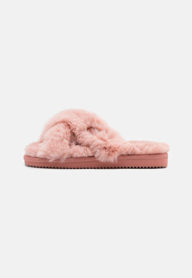 LALA - Slippers - sunset rose
