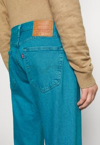 Levi's® - 501® BIRTHDAY '93 STRAIGHT - Jean droit - blue eyes turquoise - 5