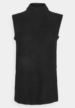 VIDEALI VEST - Pullover - black