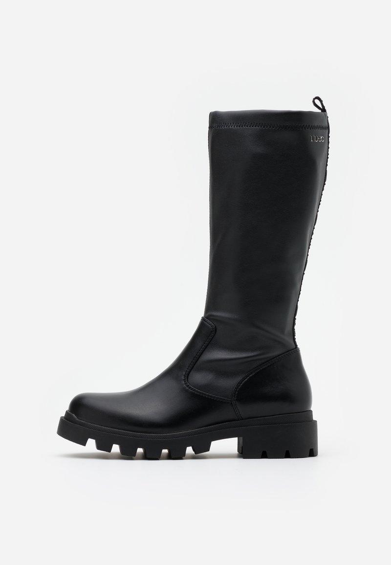 LIU JO - DEBBIE - Vysoká obuv - black