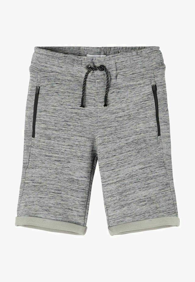 NKMSCOTTT  - Shorts - grey melange