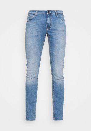 MALONE - Slim fit jeans - worn lonepine