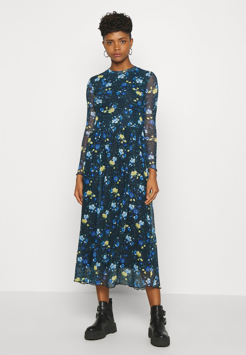 Moves - MARISAN - Day dress - dark blue