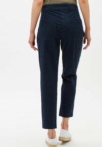 BRAX - Trousers - clean shadow blue - 2
