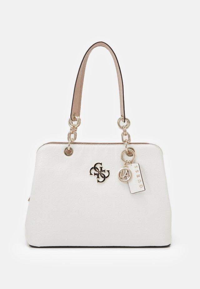 CHIC SHINE - Handbag - white/multi