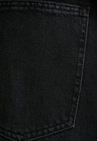 Bershka - STRAIGHT VINTAGE - Jeans relaxed fit - black - 5