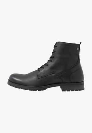 JFWORCA  - Lace-up ankle boots - anthracite