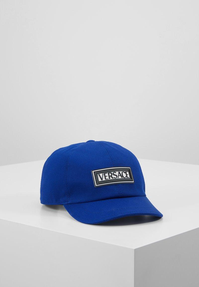 Versace - BERRETTO - Cap - bluette