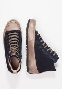 Candice Cooper - PLUS 04 - Sneakers alte - notte - 2