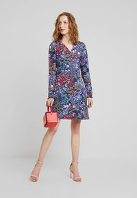 Miss Green - POWER OF LOVE - Jersey dress - multi-coloured - 2
