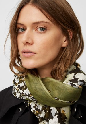SCARF SUPER SOFT - Scarf - green