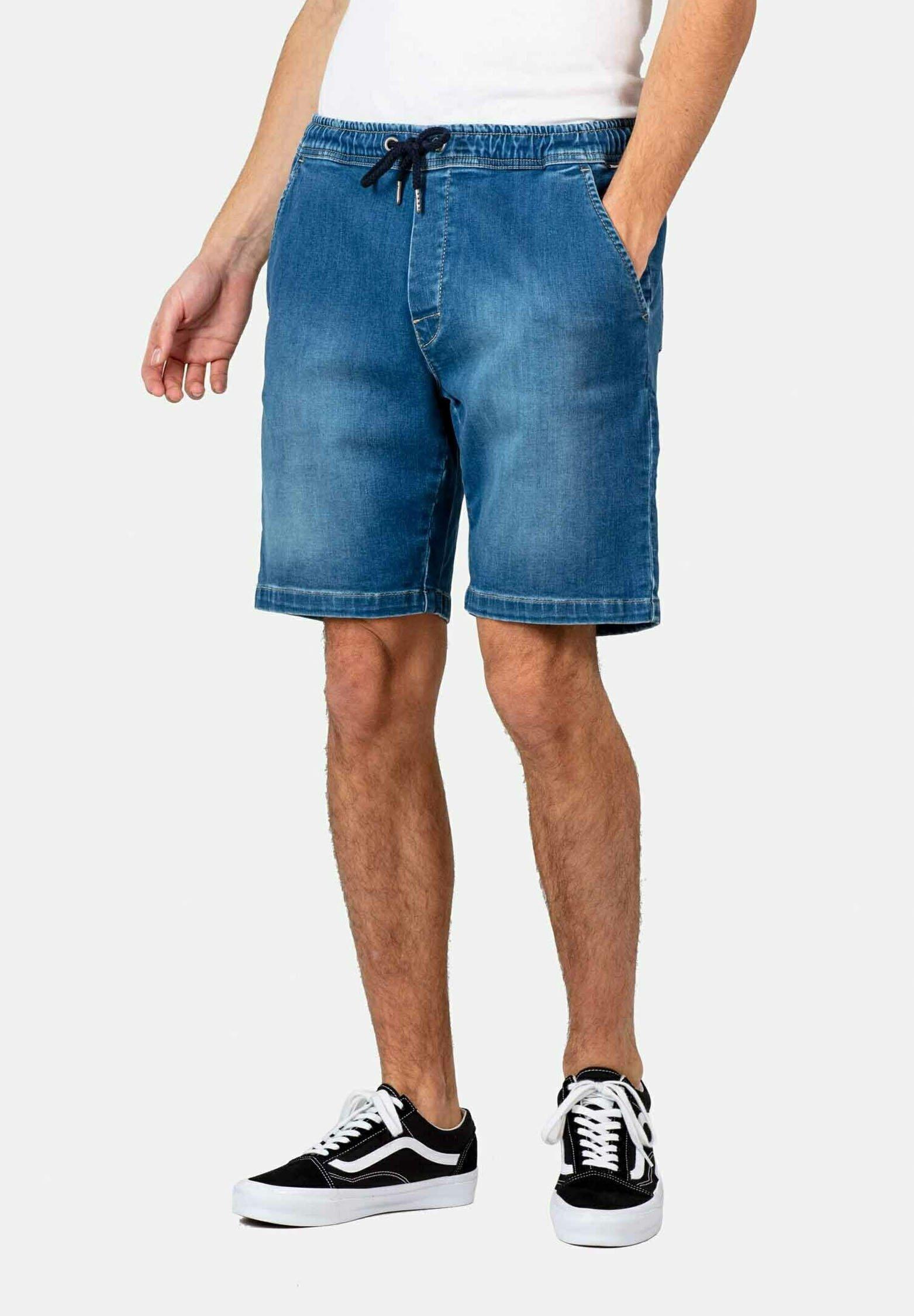 Herren REFLEX EASY - Jeans Shorts