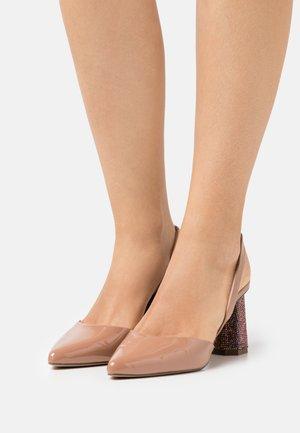 ALEAWIEL - Classic heels - beige