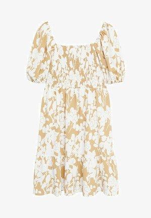 CHENAI-L - Day dress - beige