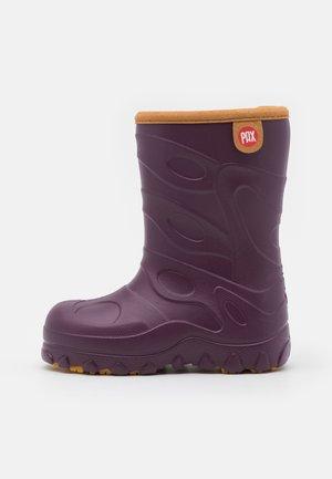 INSO UNISEX - Regenlaarzen - purple