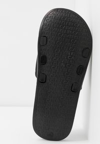 Calvin Klein Swimwear - SLIDE - Sandaler - black - 6