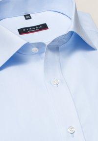 Eterna - FITTED WAIST - Shirt - blau - 5
