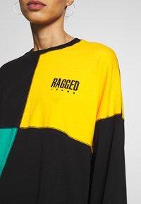 The Ragged Priest - SQUARE COLOURBLOCK SKATER TEE - Maglietta a manica lunga - multi - 4