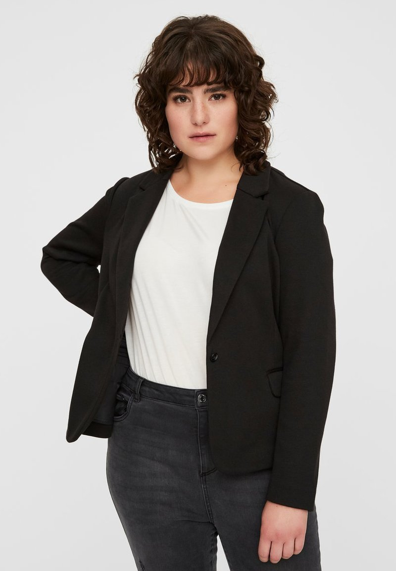 Vero Moda Curve - Blazer - black