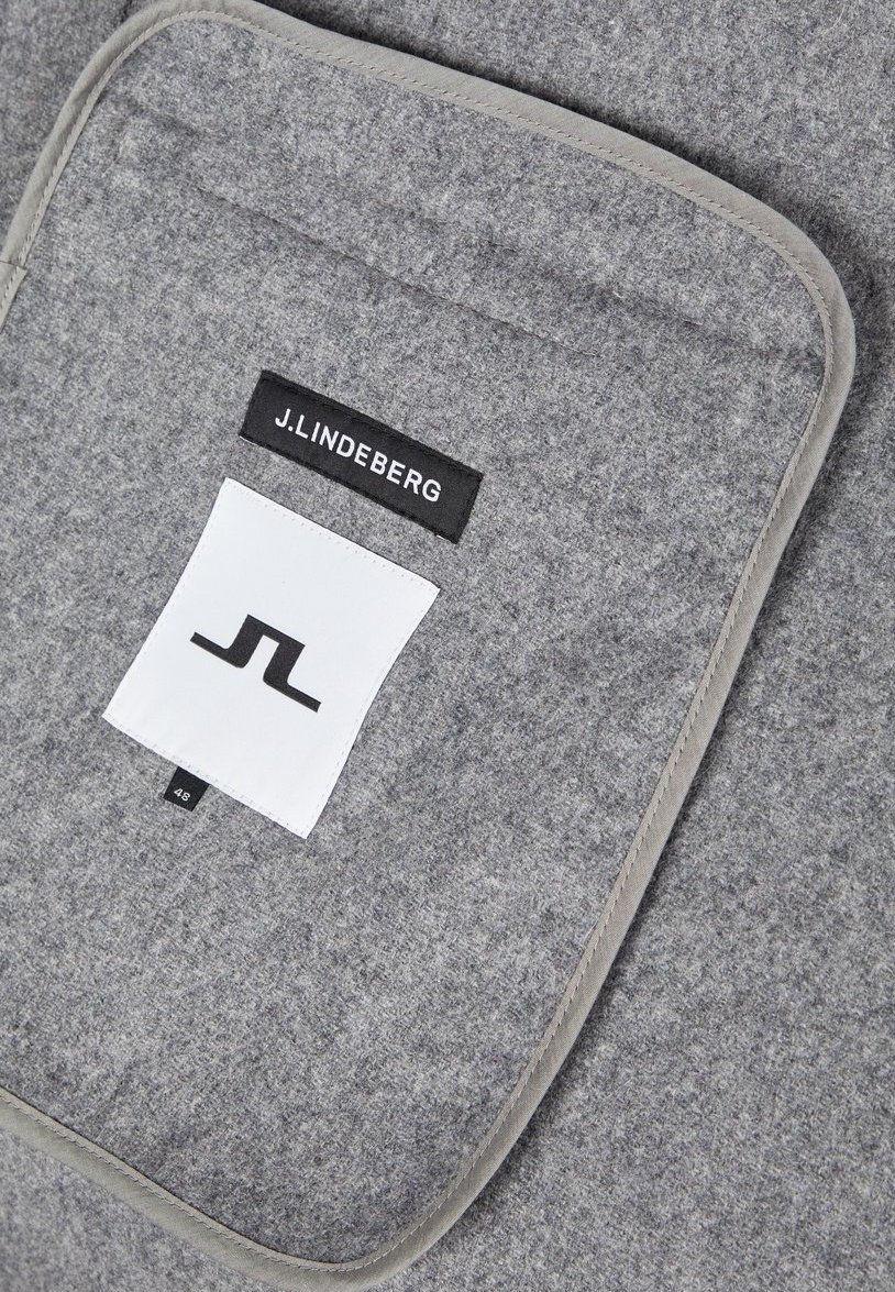 J.lindeberg Wollmantel/klassischer Mantel - Granite Melange