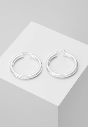 CHUNK  - Earrings - silver-coloured