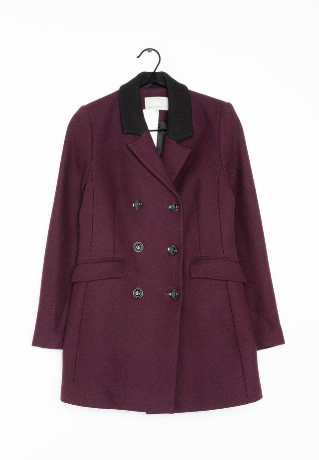 Abrigo corto - purple