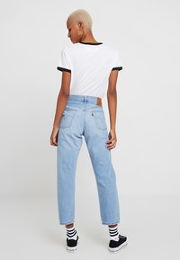 Levi's® - 501® CROP - Jeans straight leg - montgomery patched - 2